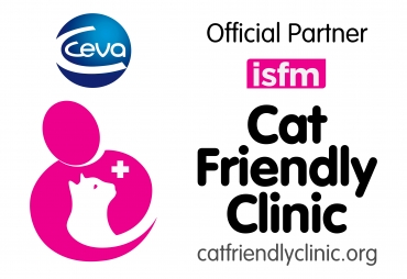 Ceva Santé Animale partner vant 'Cat Friendly Clinic' programma van International Cat Care