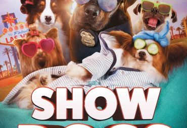 "Win tickets voor de familiefilm ""Show Dogs"""