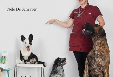 Dierenarts Nele De Schryver debuteert met 'Choose your pet like a vet!